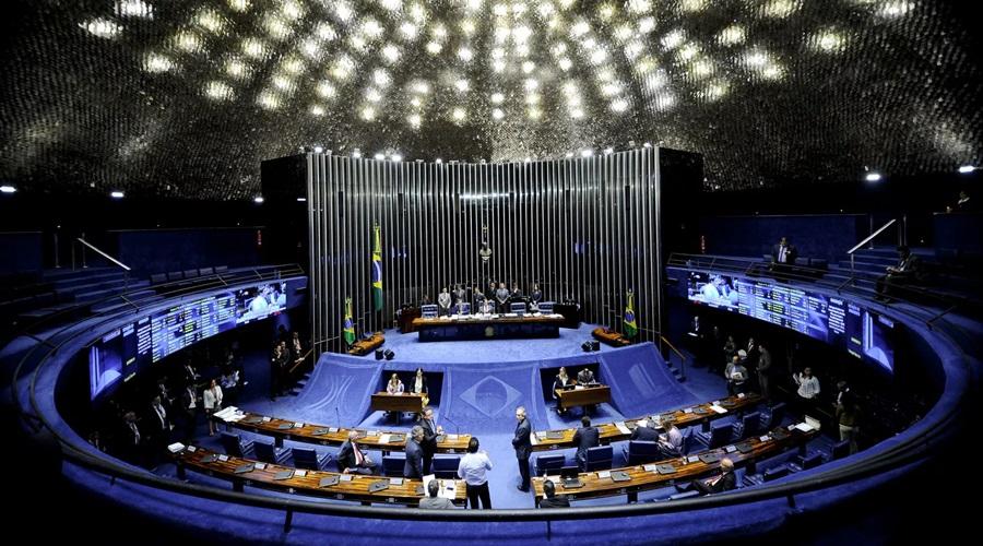 41 suplentes de senadores assumiram o mandato desde fevereiro de 2011 - Foto: Marcos Oliveira/Agência Senado