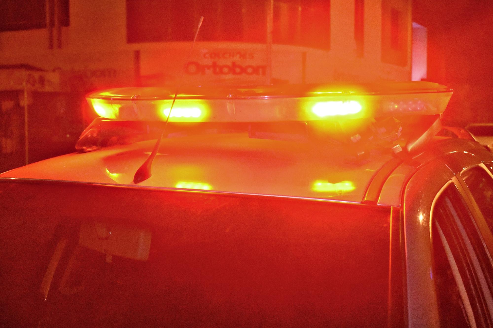 Viatura Policial intermitente - Foto: Messias Filho - Agora Mato Grosso