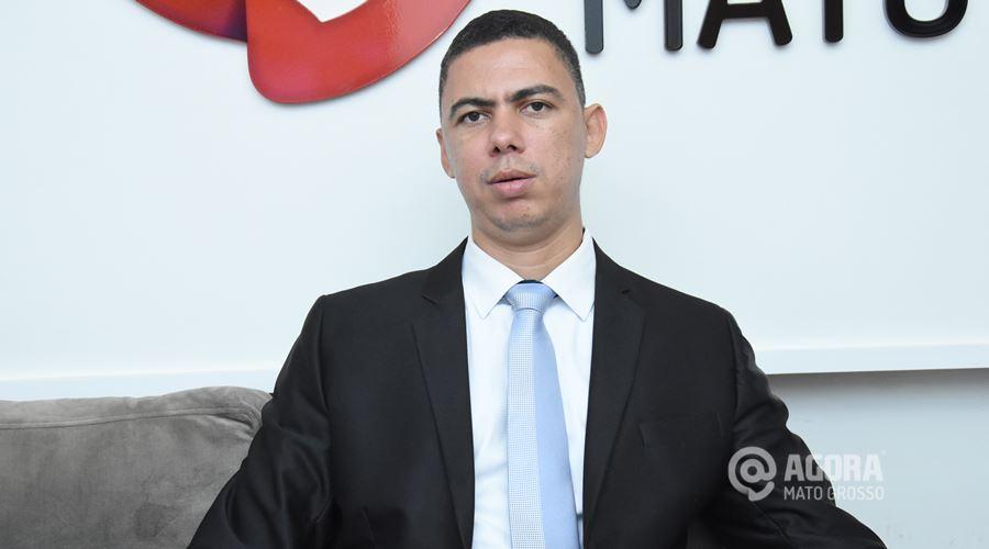 - Foto: Varlei Cordova / AGORA MATO GROSSOélio Fialho