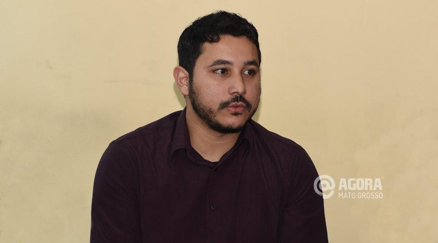 Nafez Antonio secretário de infraestrutura de Rondonópolis - - Foto: Messias Filho / AGORA MATO GROSSO