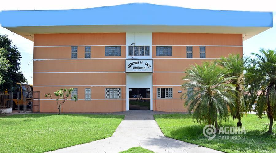 Imagem: Secretaria de saúde de Rondonópolis