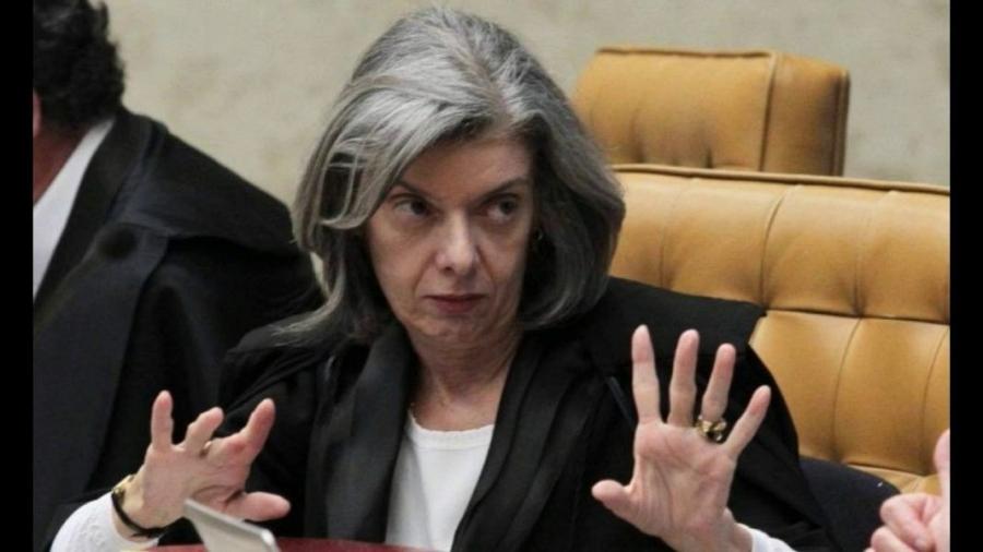 Imagem: ministra Cármen Lúcia