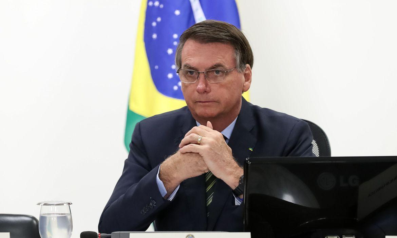Imagem: 4d12c64561b3012f2fc68218f40444ba Bolsonaro cogita o retorno do auxílio emergencial