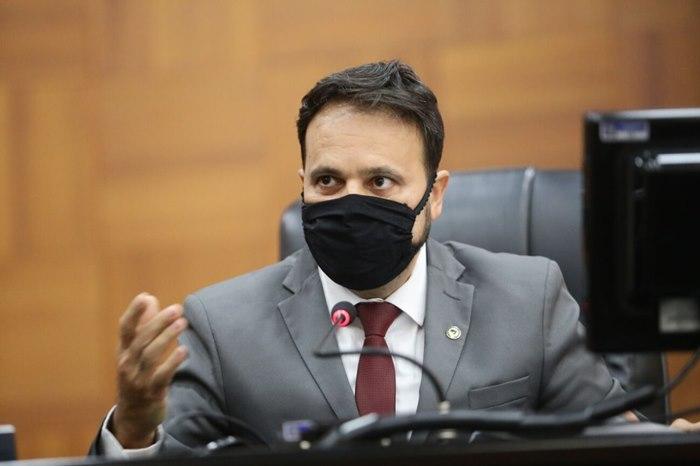 Imagem: Delegado Claudinei 1 Delegado Claudinei anuncia a convocação de aprovados em concurso público da Politec