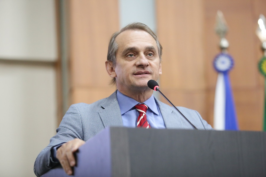 Imagem: Wilson Santos AL aprova plano de estímulo à tecnologia 5G em Mato Grosso