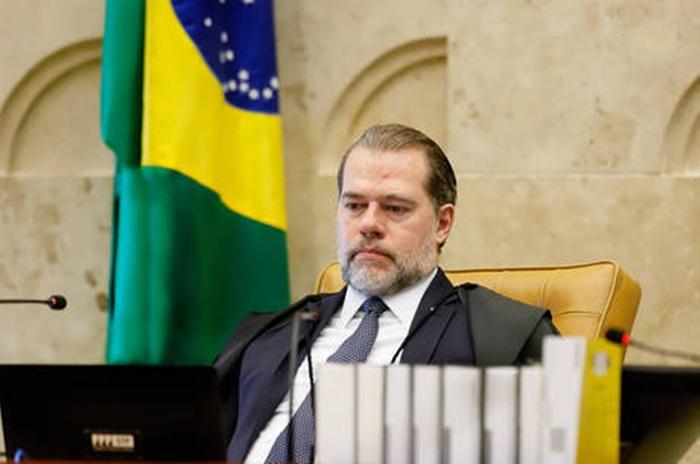 Imagem: ministro Dias Toffoli Jornalista não pode ser constrangido a revelar a fonte, afirma Toffoli