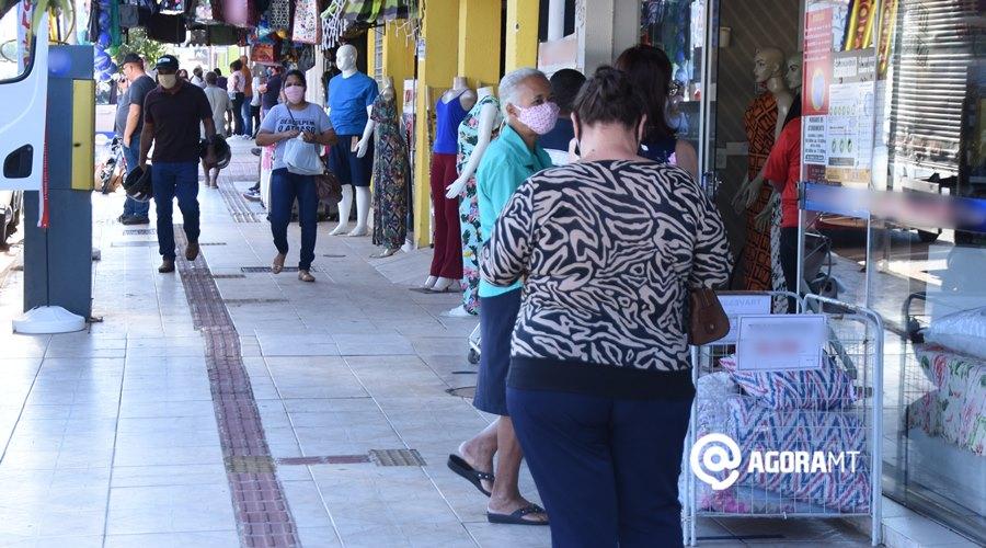 Imagem: Rabertura do comercio Comitê de Crise libera abertura do comércio no feriado de 7 de setembro