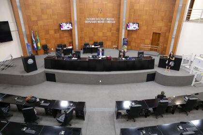 Imagem: Assembleia Legislativa Ao menos dois deputados estariam mentindo sobre defesa aos aposentados