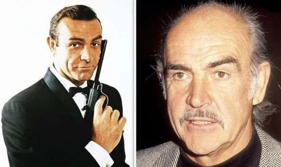 Imagem: Bond Morre aos 90 anos Sean Connery, ator que interpretou James Bond