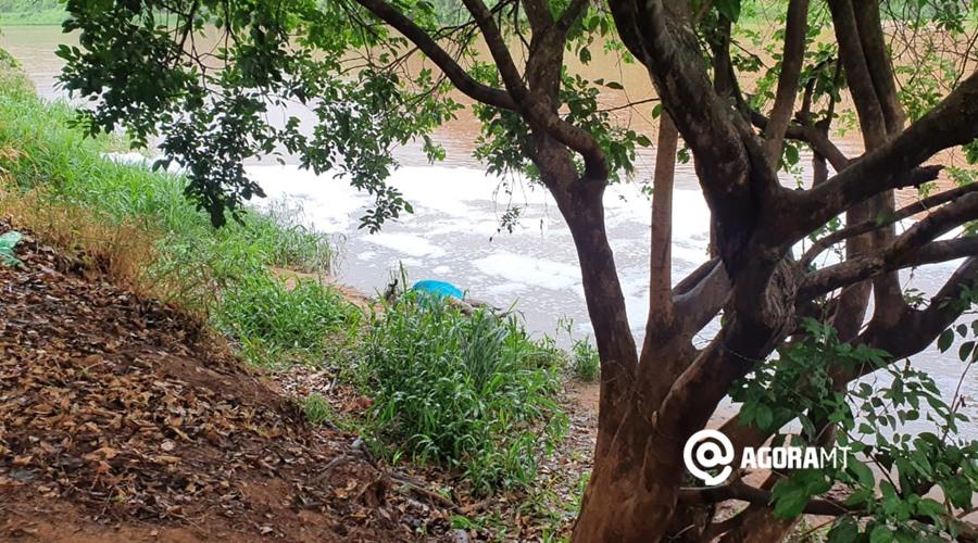 Imagem: Corpo localizado no Rio Vermelho Corpo encontrado boiando no Rio Vermelho é identificado
