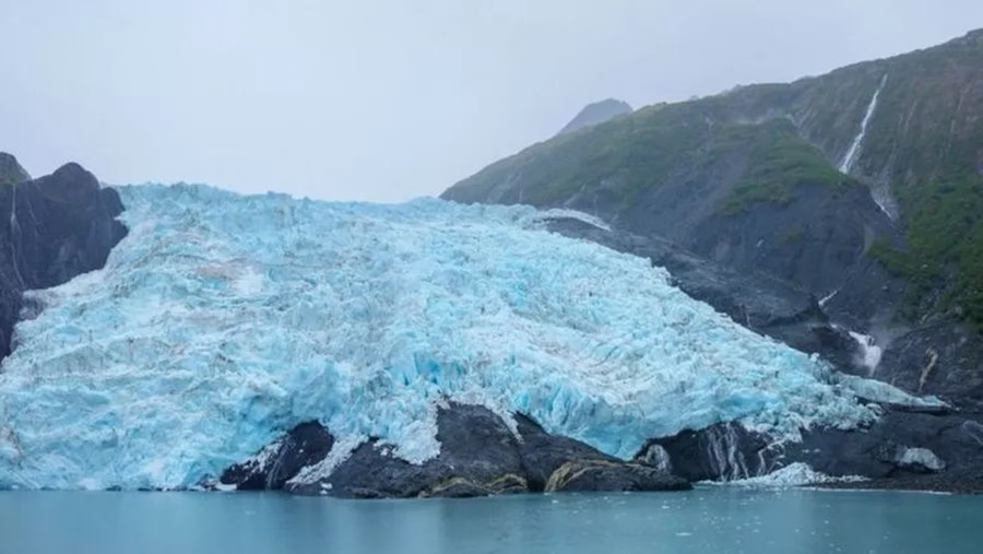 Imagem: Tsunamis no Artico A mais nova e perigosa ameaça das mudanças climáticas é o Tsunamis no Ártico