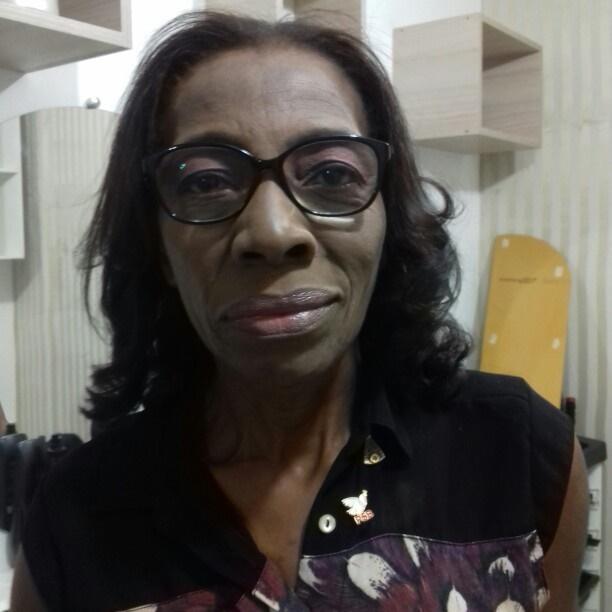 Imagem: Vilma Moreira Morre a ex-deputada, professora Vilma Moreira