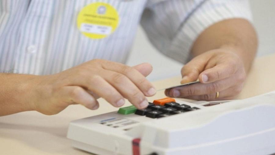 Imagem: mesario 1 Mesários estão isentos de pagar taxa de inscrição em concursos públicos em MT