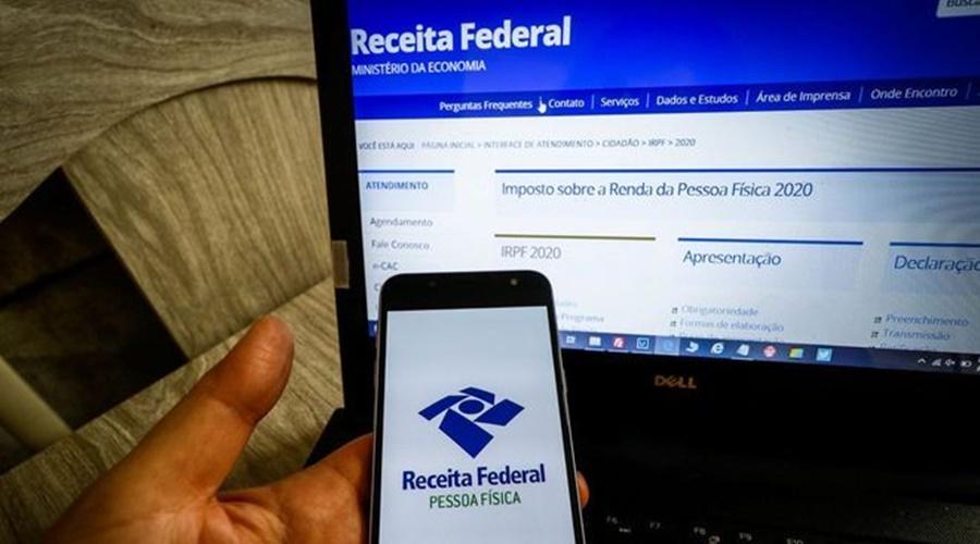Imagem: receita Receita vai enviar 334 mil cartas a contribuintes