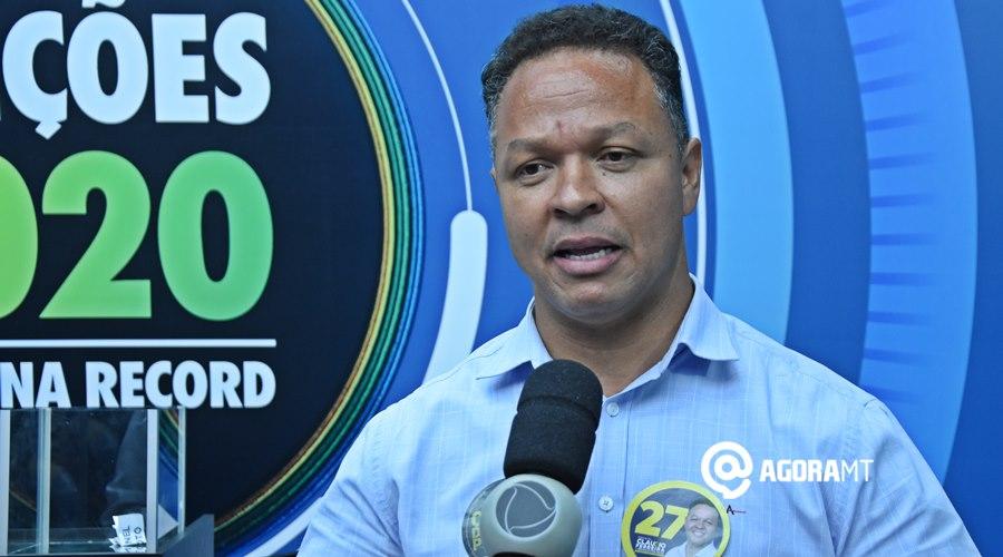 Imagem: Claudio Ferreira 1 Cláudio Paisagista diz que eleição municipal pode ter sido fraudada
