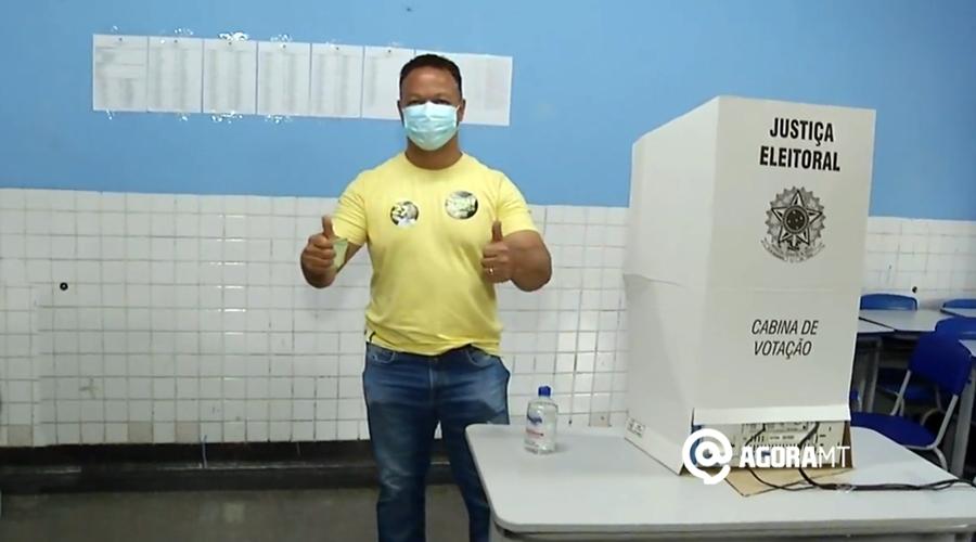 Imagem: Claudio Paisagista Cláudio Paisagista diz que eleição municipal pode ter sido fraudada