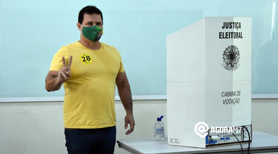 Imagem: Coronel Vanderlei Bonoto Ex-candidatos a prefeitura de Rondonópolis descartam fraude na eleição