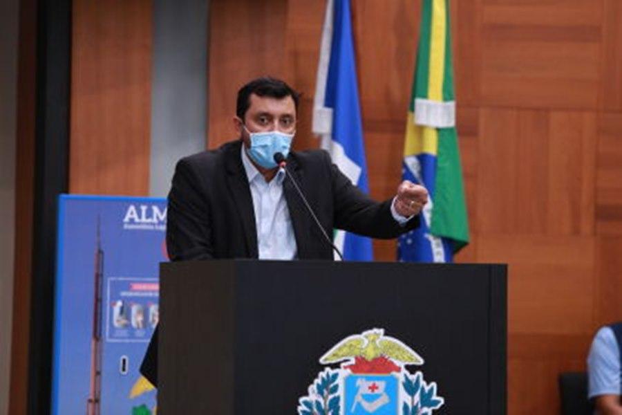 Imagem: Deputado estadual Allan Kardec Deputados querem que retorno às aulas presenciais seja adiado