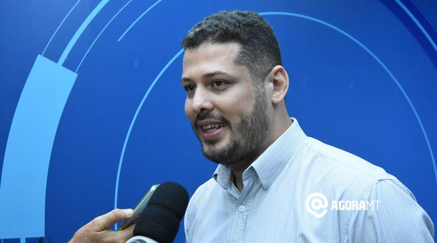 Imagem: Kleison Kleison Teixeira critica debate sobre voto impresso e vê movimento golpista