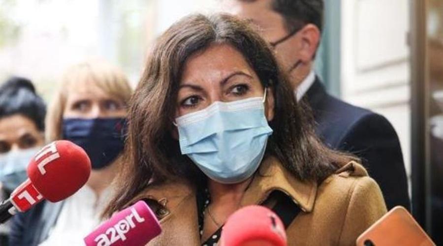Imagem: Prefeita de Paris Anne Hidalgo Paris aplicará novas restrições a partir desta quinta