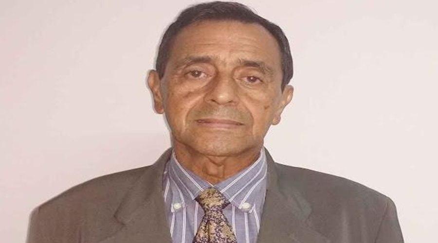 Imagem: Ugo Padilha pai do deputado estadual Alan Kardec Governo de MT lamenta morte do pai do deputado Alan Kardec