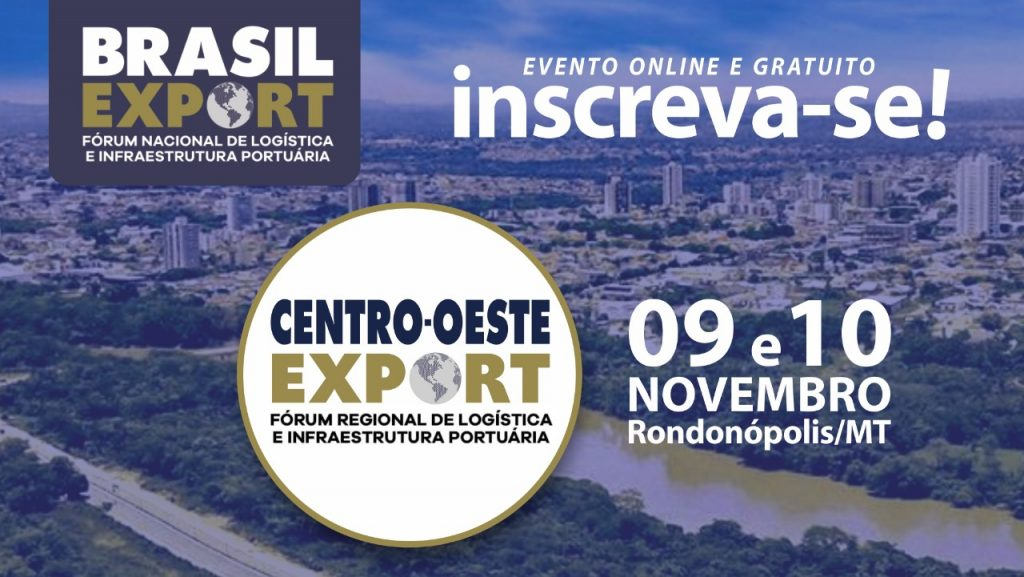 Imagem: brasil Rondonópolis recebe evento de logística e multimodalidade