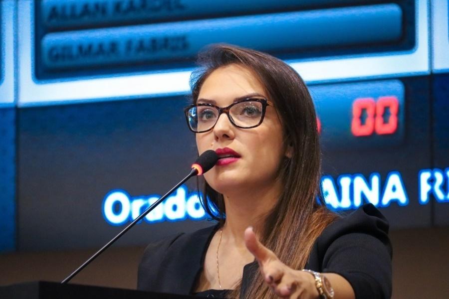 """Imagem: janaina Deputada cita dificuldades, mas vê planejamento """"pífio"""" em Cuiabá"""