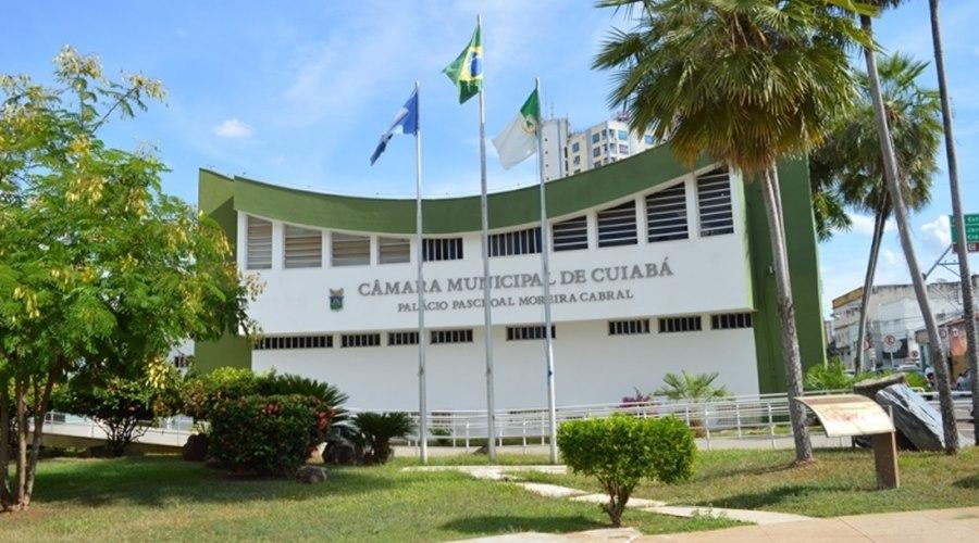 Imagem: Camara municipal de cuiaba Câmara Municipal de Cuiabá disponibiliza edital para concurso público