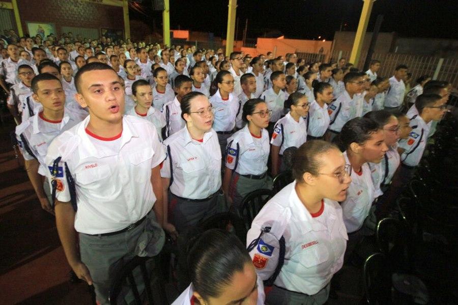 Imagem: Escola militar Deputado Silvio Fávero viabiliza sete novas escolas militares para Mato Grosso