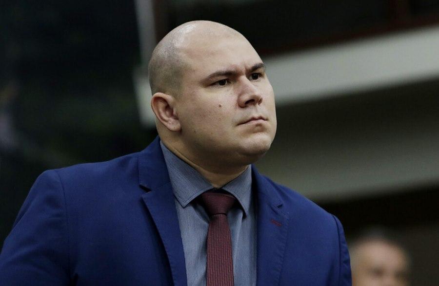 Imagem: vereador Abilio Junior Sem mandato, Abílio articula candidatura a deputado estadual