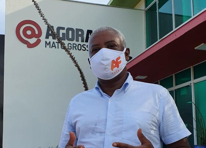 Imagem: AF Adonias diz que prioridade do 5º mandato será Plano Diretor e trânsito