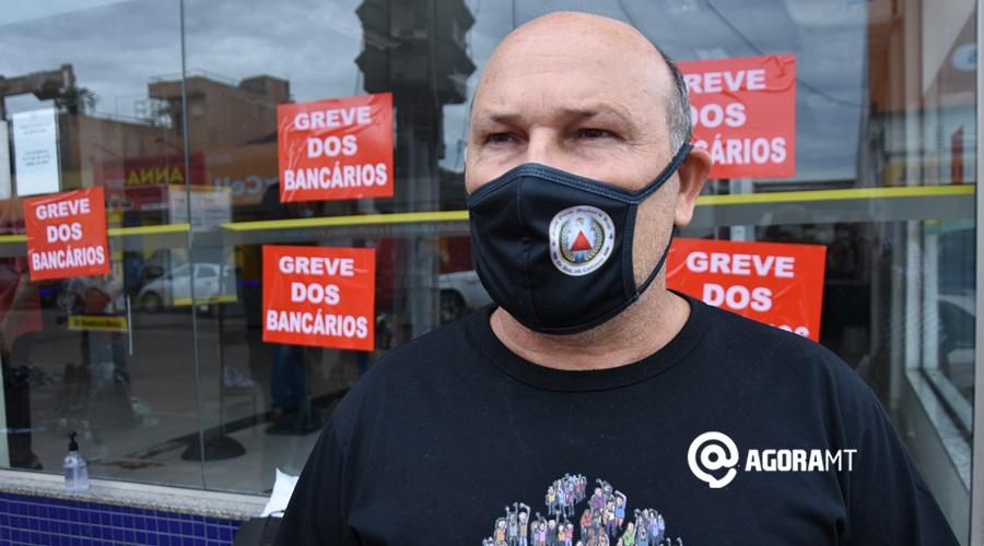 Imagem: Almir Araujo Movimentos sociais vão realizar protesto amanhã em Rondonópolis