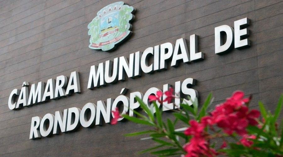 Imagem: Camara Municipal de Rondonopolis Câmara Municipal recebe proposta de Banco em busca de Otimizar Atendimento aos servidores