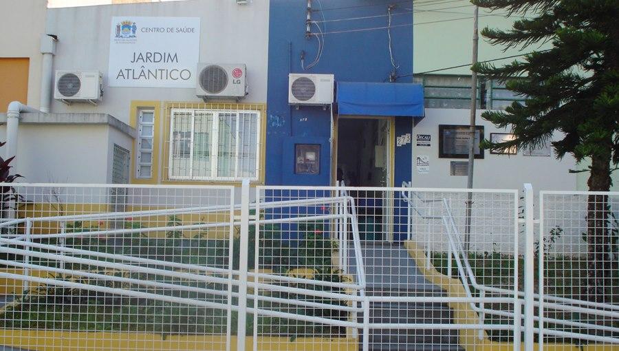Imagem: Centro saude jardim Atlantico Centro Comunitário Jardim Atlântico está pronto