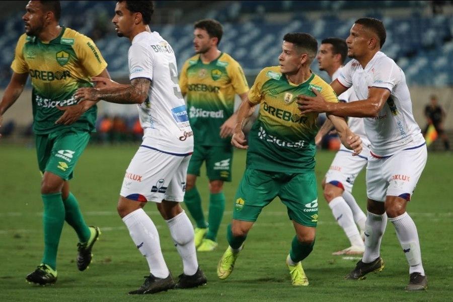 Imagem: Cuiaba EF Cuiabá poderá garantir acesso a Série A já nesta terça-feira