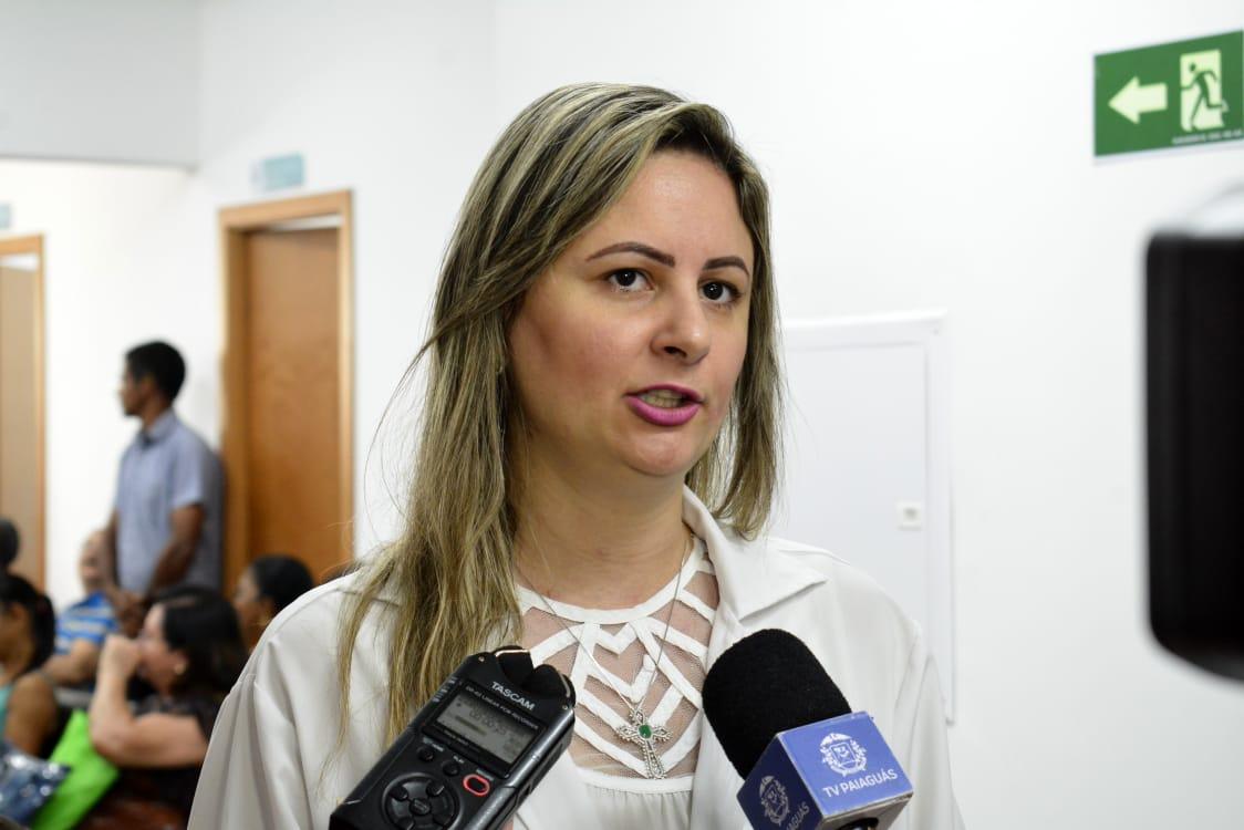 Imagem: Daniela Carmona Rondonópolis não instalou nenhum leito de UTI Covid, afirma secretária-adjunta
