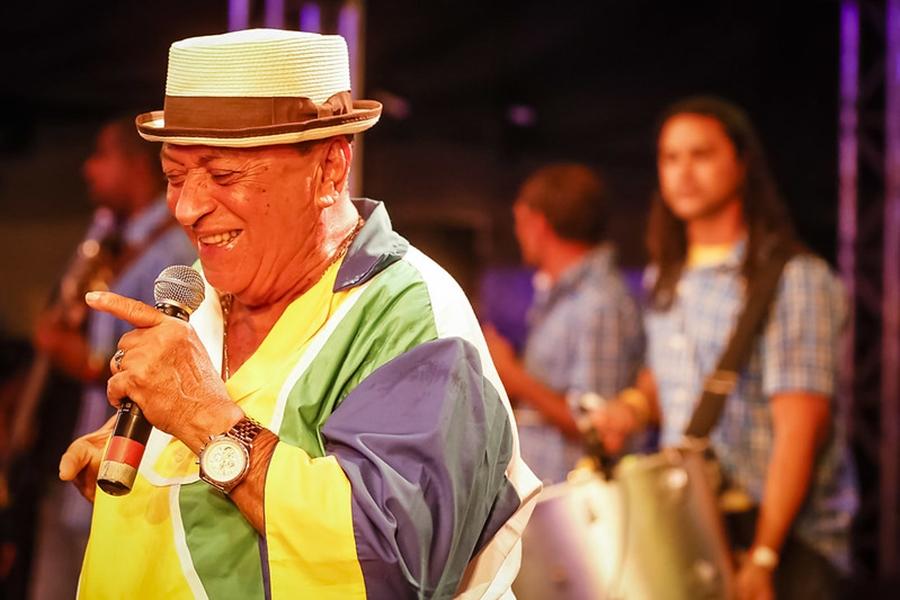 Imagem: Genival Lacerda Morre aos 89 anos, o cantor Genival Lacerda