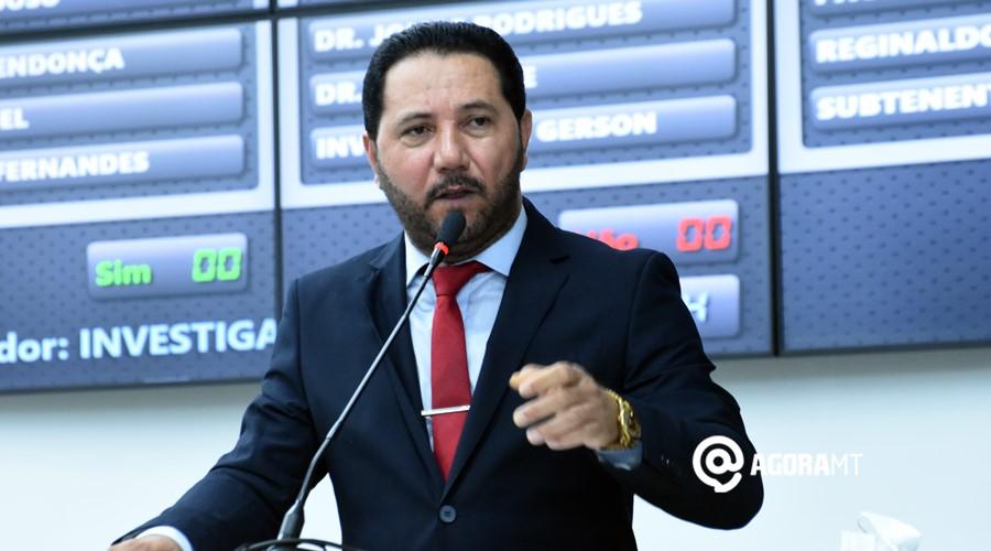 Imagem: Investigador Gerson Vereador quer tornar obrigatório divulgação de obras em andamento e paradas