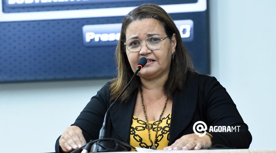 Imagem: Marildes Ferreira vereadora Vereadora tem casa invadida e suspeita de tentativa de intimidação