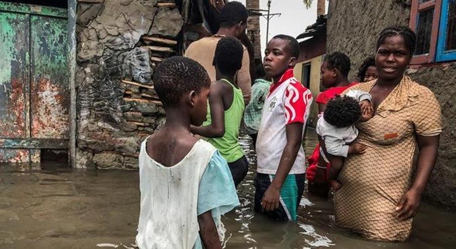 Imagem: Mocambique Tempestade deixa 14 mortos e milhares de desabrigados na África