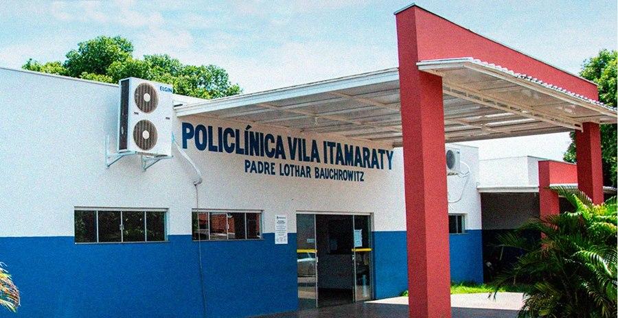 Imagem: Policlinica Plantão nas unidades Sentinelas serão na Vila Itamaraty, Parque das Rosas e Margaridas