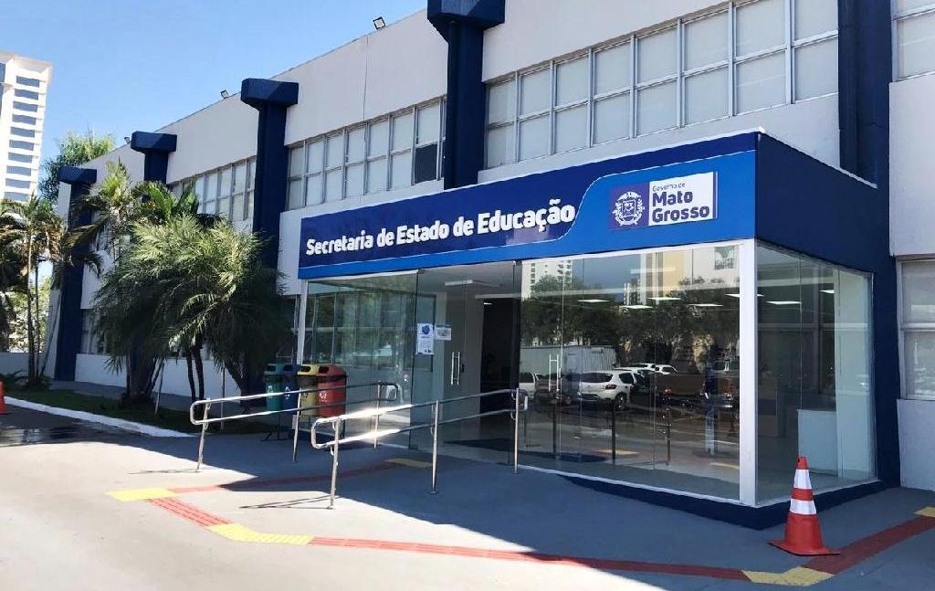 Imagem: Secretaria de Estado de Educacao Escolas de MT retomam atividades presenciais no dia 1º de fevereiro