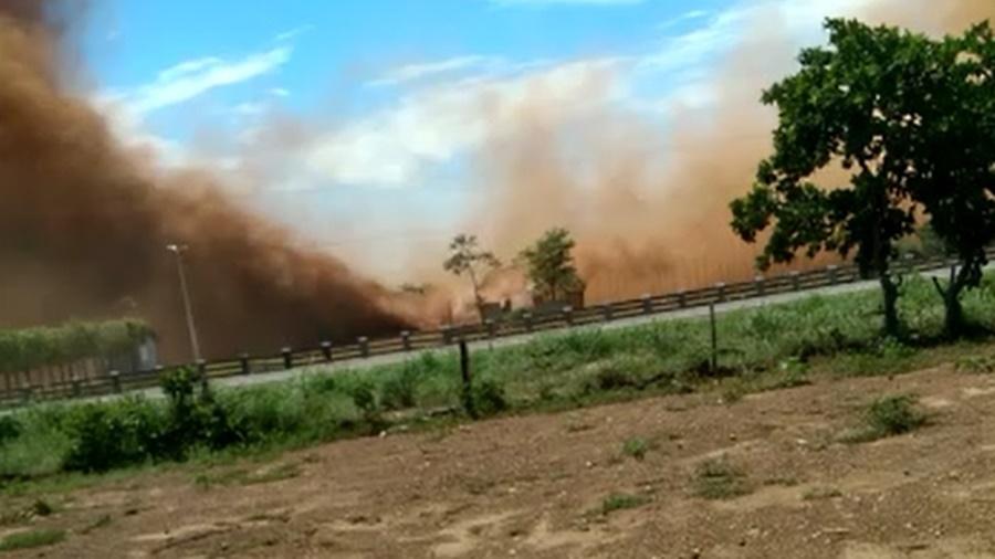 Imagem: Sem titulo 2 Gasoduto explode entre Cáceres e Livramento