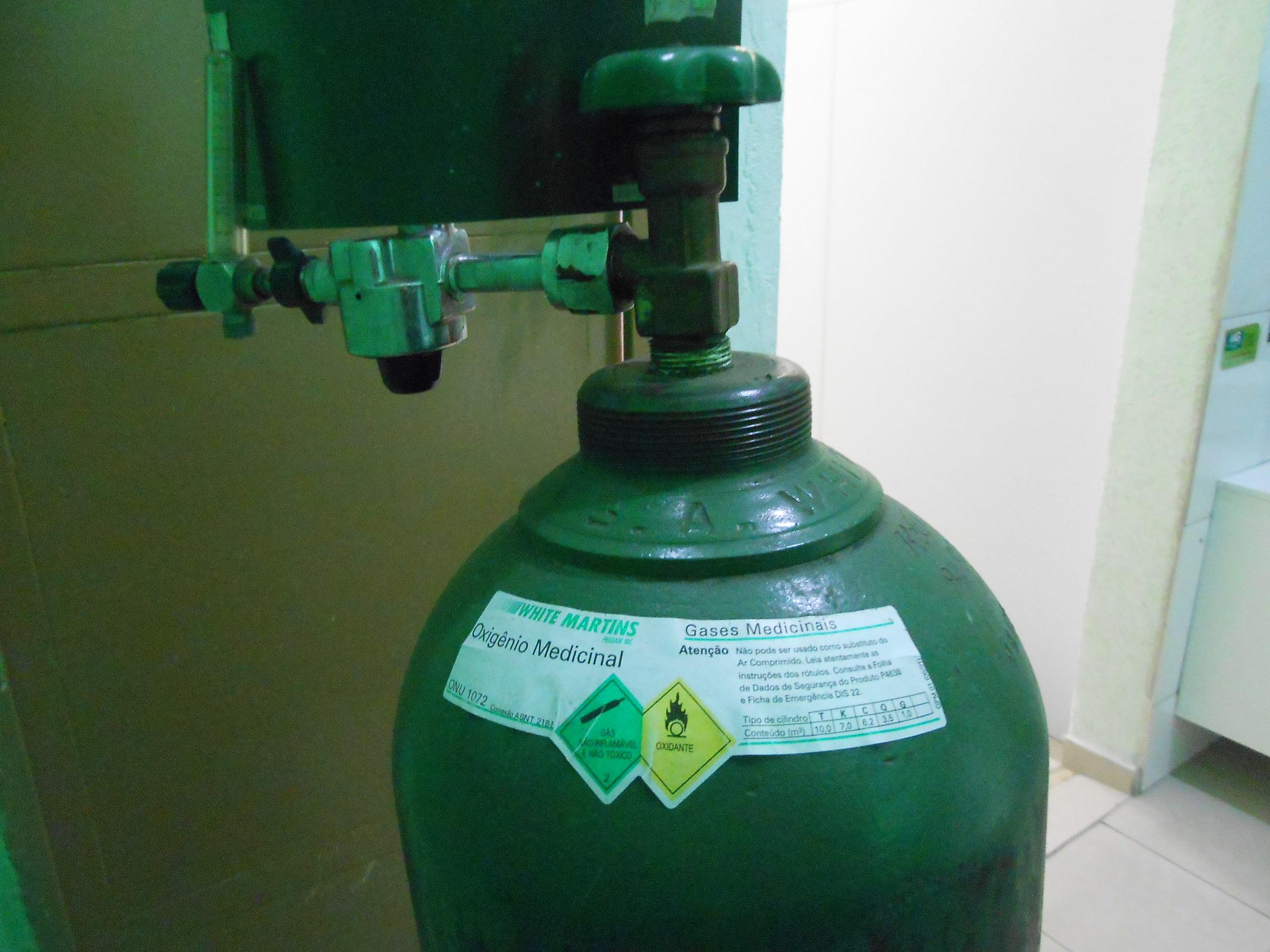 Imagem: cil oxi scaled Ministério da Saúde enviará 80 cilindros de oxigênio para Manaus