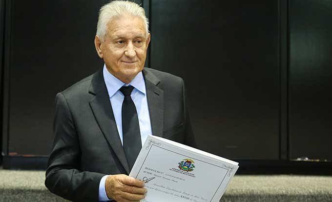 Imagem: saturnino masson 1 Ex-prefeito de Tangará morre por complicações do coronavírus