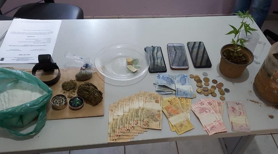 Imagem: 08jj JUÍNA   Mais de 30 pessoas são detidas por organização criminosa, tráfico e associação