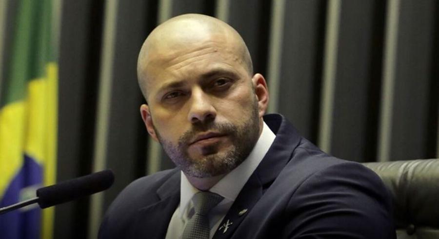 Imagem: DEPUTADO FEDERAL DANIEL Alexandre de Moraes permite que Daniel Silveira cumpra prisão domiciliar