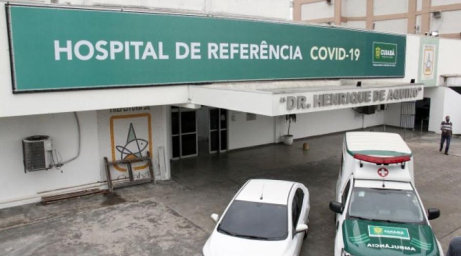 Imagem: Hospital referencia covid Após notificação do Estado, Cuiabá admite falta de cirurgião pediátrico