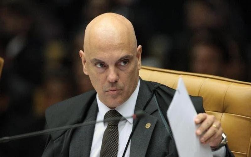Imagem: Moraes STF 1 Alexandre de Moraes suspende lei de que autoriza uso de mercúrio