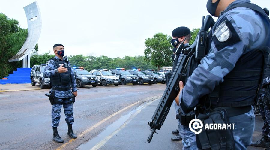 Imagem: Operacao Entrudo realizado pela Policia Militar no Porto do Cais PM lança operação com toque de recolher das 22h às 5h